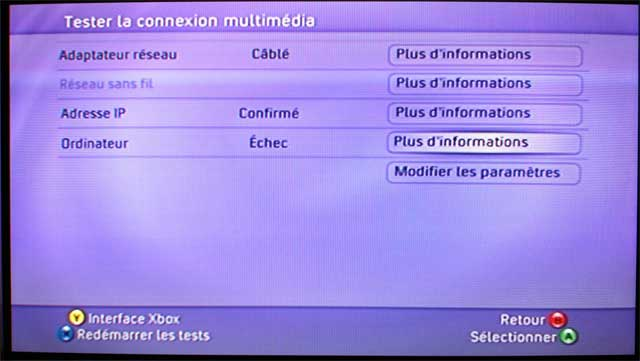 [Tuto Xbox 360] Install & Config Windows Média Connect PICT0019