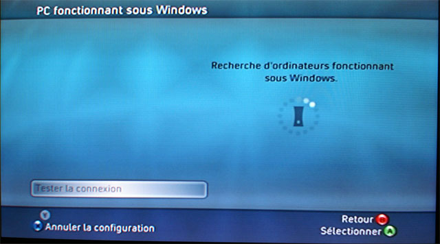 [Tuto Xbox 360] Install & Config Windows Média Connect PICT0028